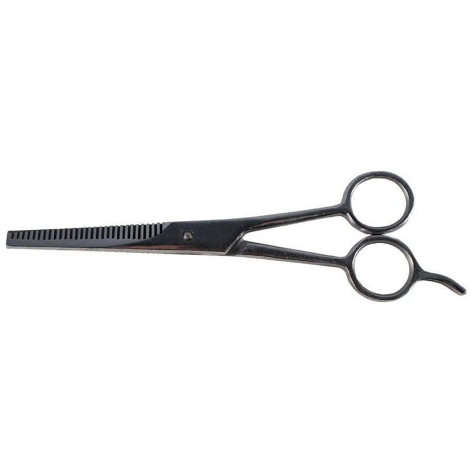 STAINLESS STEEL THINNING SCISSORS FOR HORSES