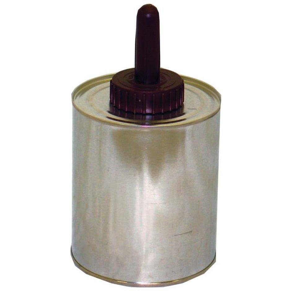 APPLICATOR CAN WITH BRUSH