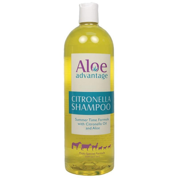 ALOE ADVANTAGE CITRONELLA SHAMPOO CONCENTRATE