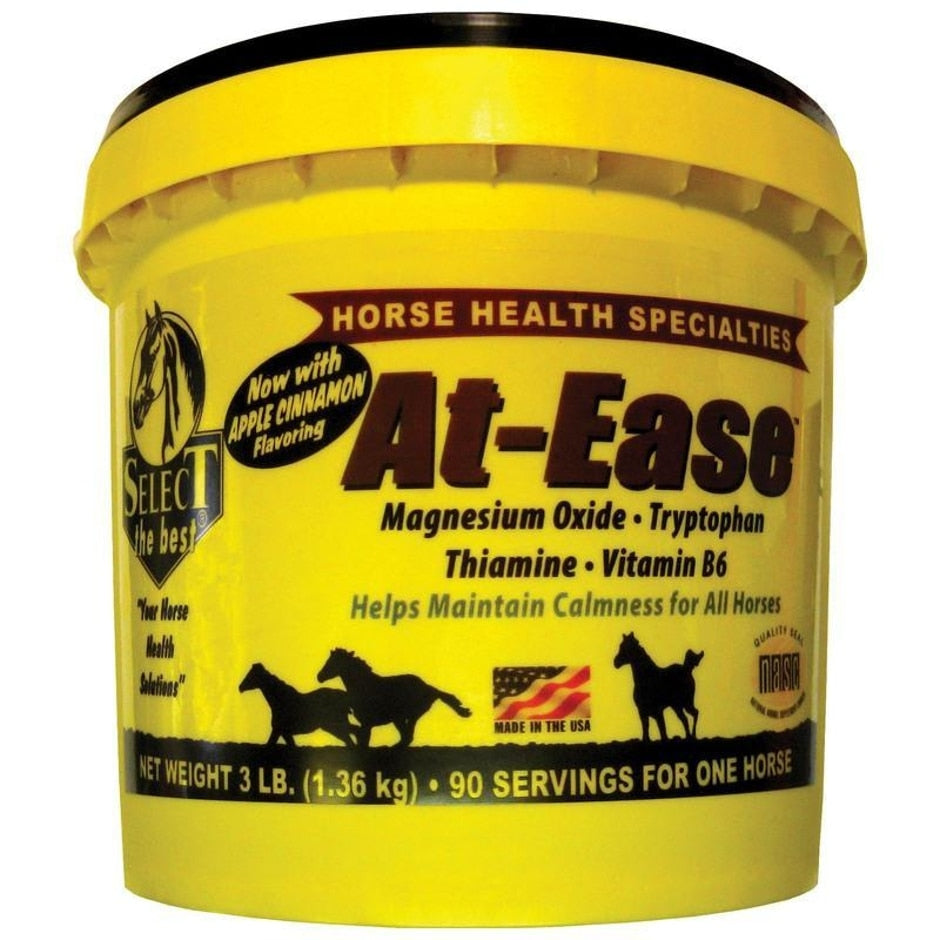 AT-EASE VITAMIN & MINERAL EQUINE SUPPLEMENT
