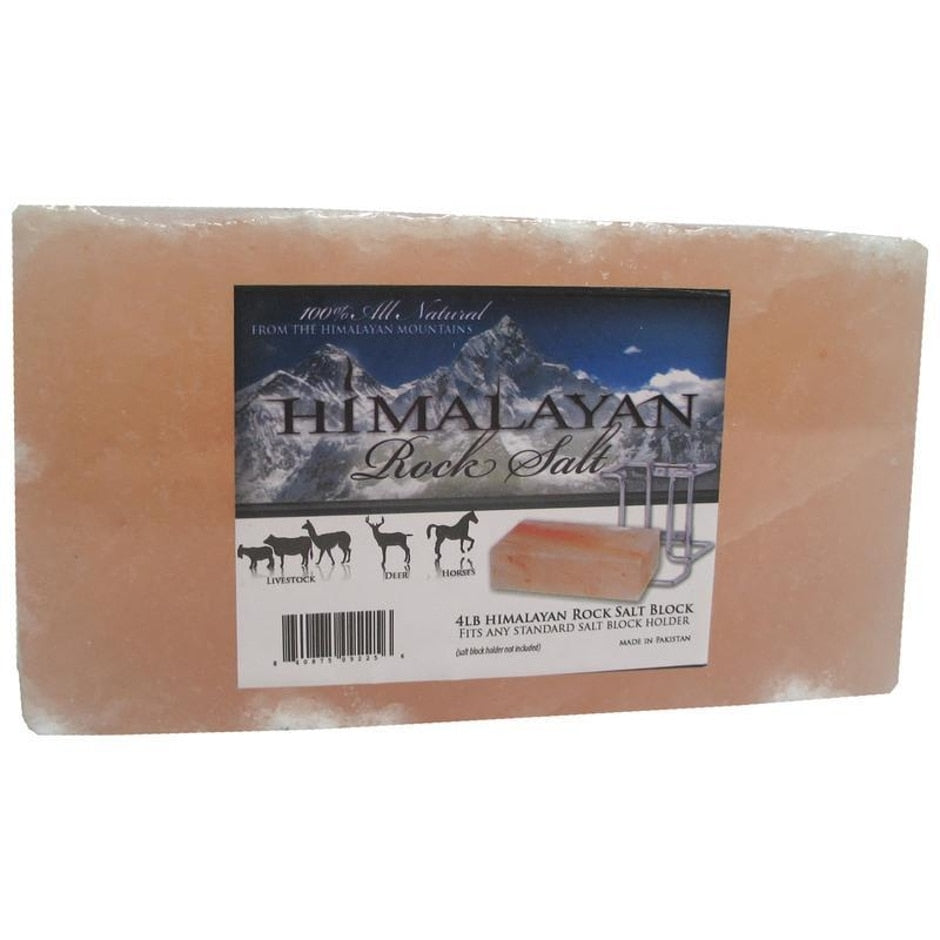 HIMALAYAN ROCK SALT BRICK FOR HORSES