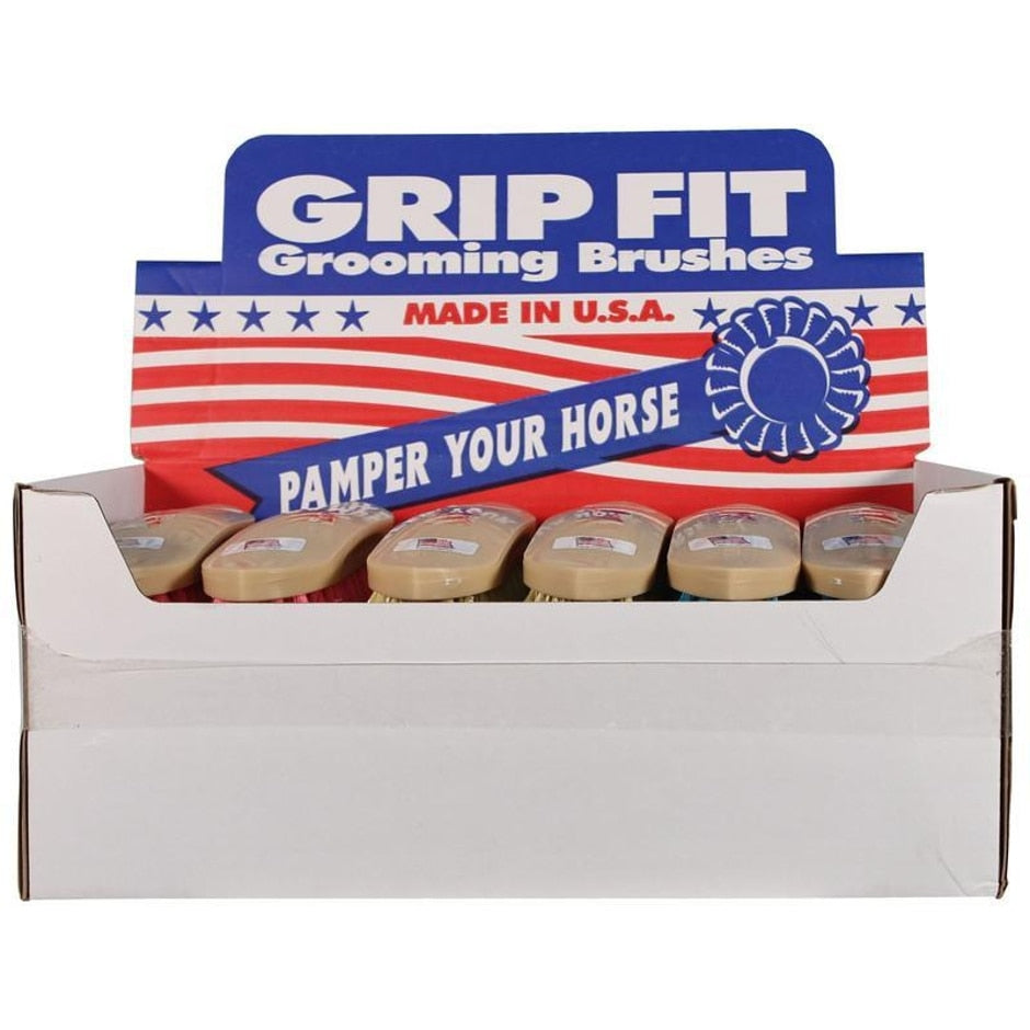 GRIP FIT BRUSH ASSORTMENT DISPLAY