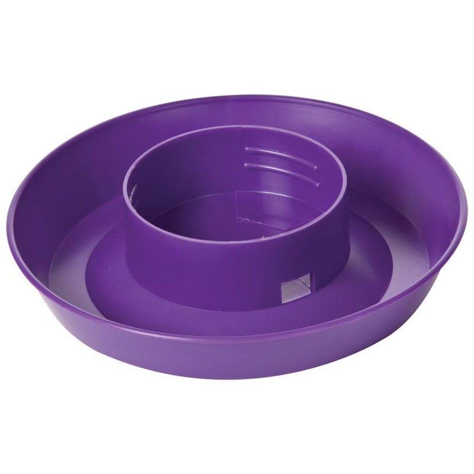 LITTLE GIANT SCREW-ON POULTRY WATERER BASE