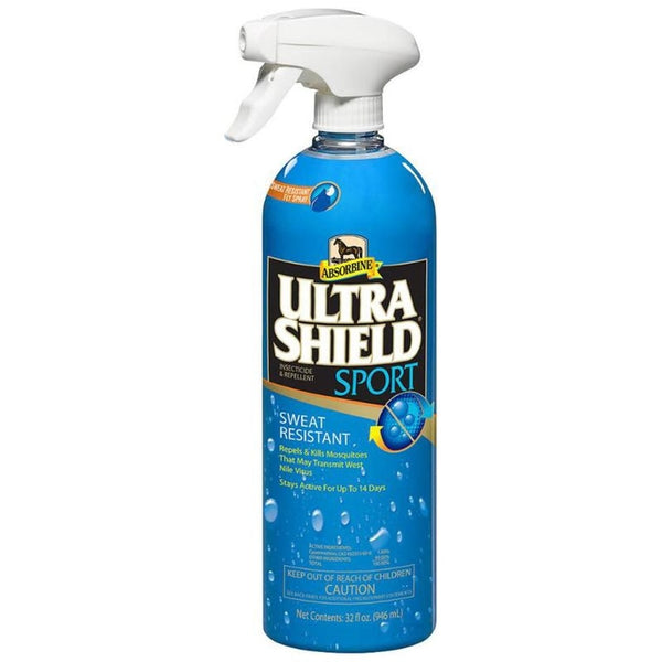 ABSORBINE ULTRASHIELD SPORT INSECTICIDE