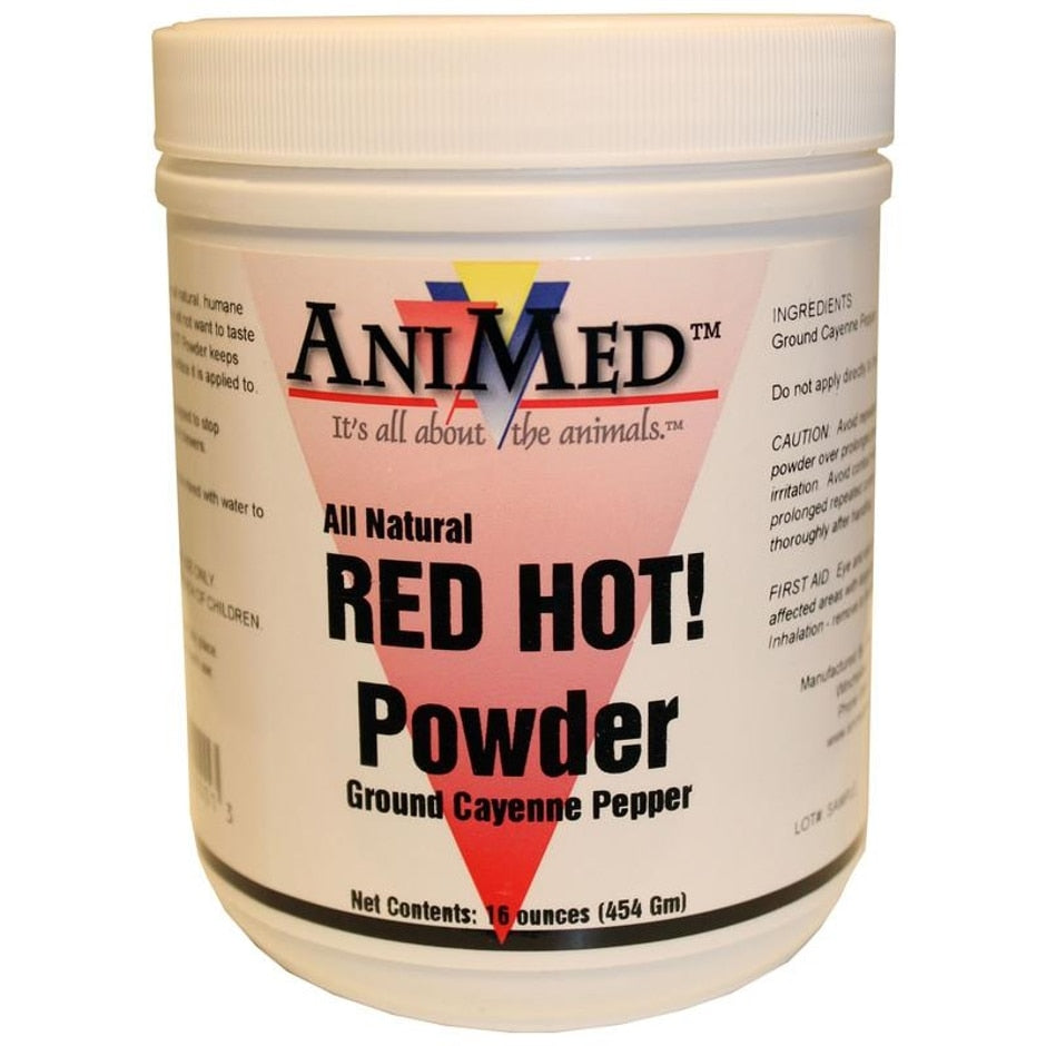 RED HOT! GROUND CAYENNE PEPPER POWDER