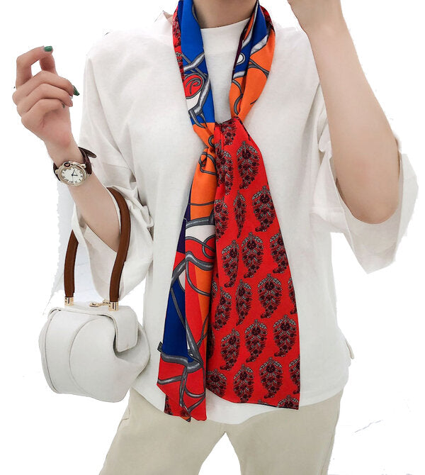 Paisley Horse Scarves