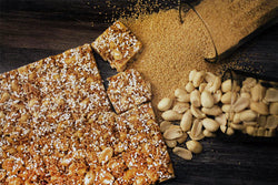 3 IN 1 PEANUT CHIKKI 200 GM