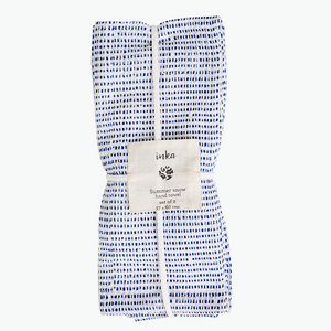 Summer Snow Hand Towel