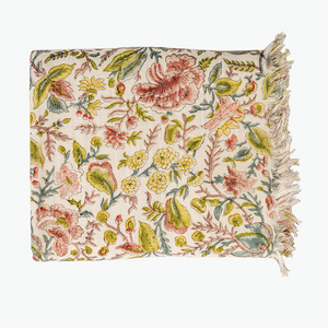 Paradise Blush Throw