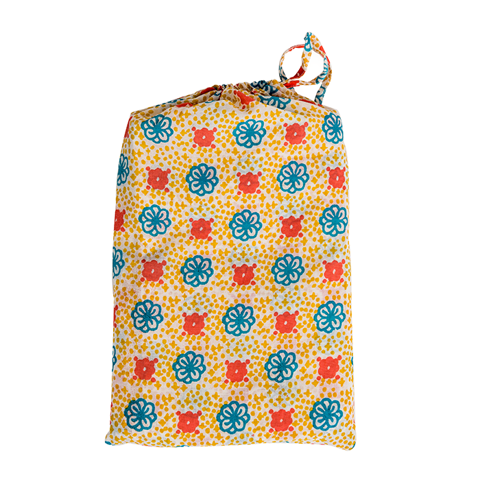 Bambi Flowers Swaddle