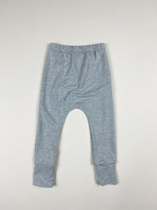 Leggings Harems - Heather grey
