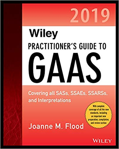 2019 Practitioner's Guide to GAAS - ACC905 (40 CPE Hours)