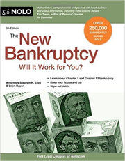 The New Bankruptcy - 20 CPE hours (BSL515)