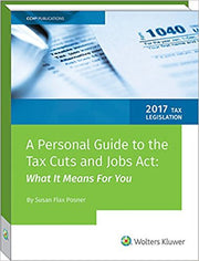 A Personal Guide to The Tax Cuts and Jobs Acts - 20 CPE Hours (TAX835)