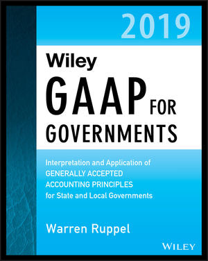 2019 GAAP for Governments - 20 CPE hours (ACC906)