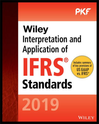 2019 International Financial Reporting Standards - 40 CPE Hours (ACC910)
