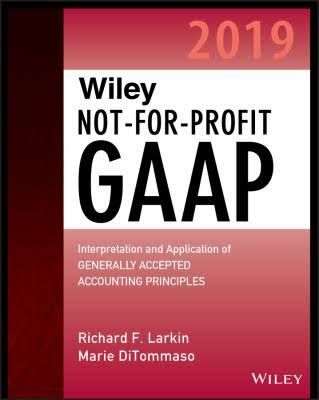 2019 Not-for-Profit GAAP - 20 CPE hours (ACC966)