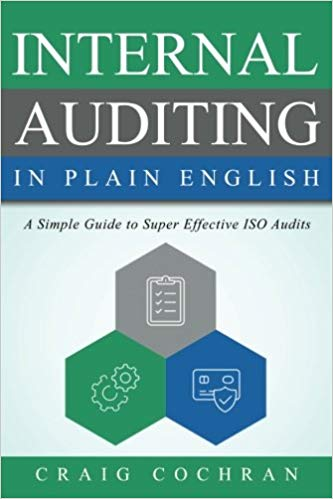 Internal Auditing in Plain English (ACC185) - 20 CPE Hours