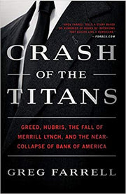 Crash of the Titans - Merrill Lynch and Bank of America - 20 CPE hours (BUS298)