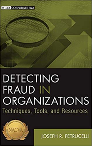 Detecting Fraud in Organizations - 20 CPE hours (ACC318)