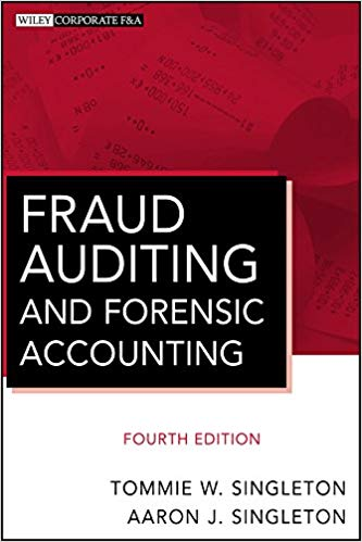 Fraud Auditing and Forensic Accounting - 20 CPE hours (ACC010)