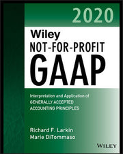 2020 Not-for-Profit GAAP - 20 CPE hours (ACC066)