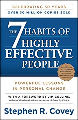 7 Habits of Highly Effective People - 20 CPE hours (PDV480)