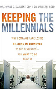 Keeping the Millennials - 20 CPE hours (PDV990)
