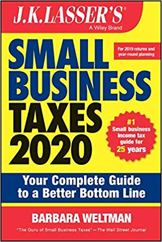 2020 Small Business Taxes - 20 CPE Hours (TAX040)
