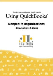 Using QuickBooks for NonProfit Organizations - 20 CPE Hours (COM302)