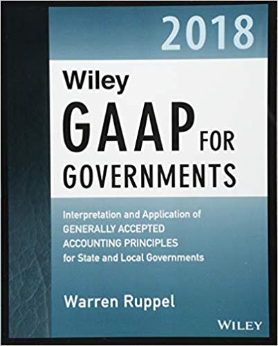 2018 GAAP for Governments - 20 CPE hours (ACC806)