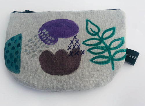 Painted Pouch