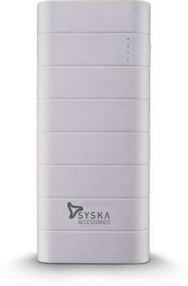 Syska 10000 mAh Power Bank (Power Boost 100)  (Lithium-ion)