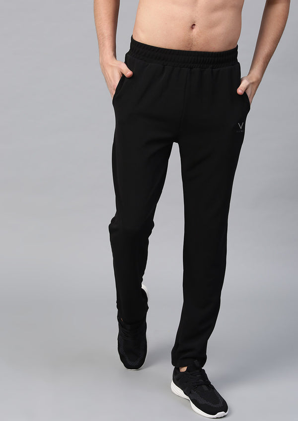 Solid Men Black Lower