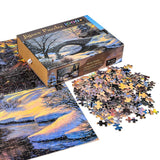 Ingooood Jigsaw Puzzles 1000 pieces - Collection Pavilion - Ingooood_US