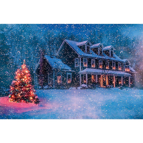 Ingooood Wooden Jigsaw Puzzle 1000 Pieces for Adult-Floating snow - Ingooood jigsaw puzzle 1000 piece