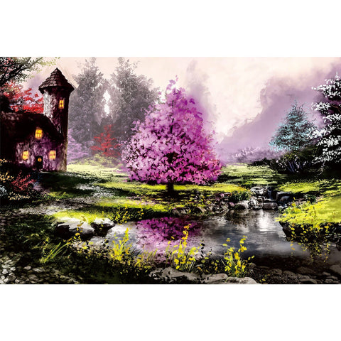 Ingooood Wooden Jigsaw Puzzle 1000 Pieces for Adult-Spring in painting - Ingooood jigsaw puzzle 1000 piece