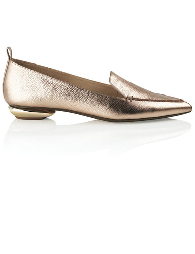 Dakota Loafers - Rose Gold