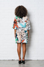 Load image into Gallery viewer, Clover Wrap Dress