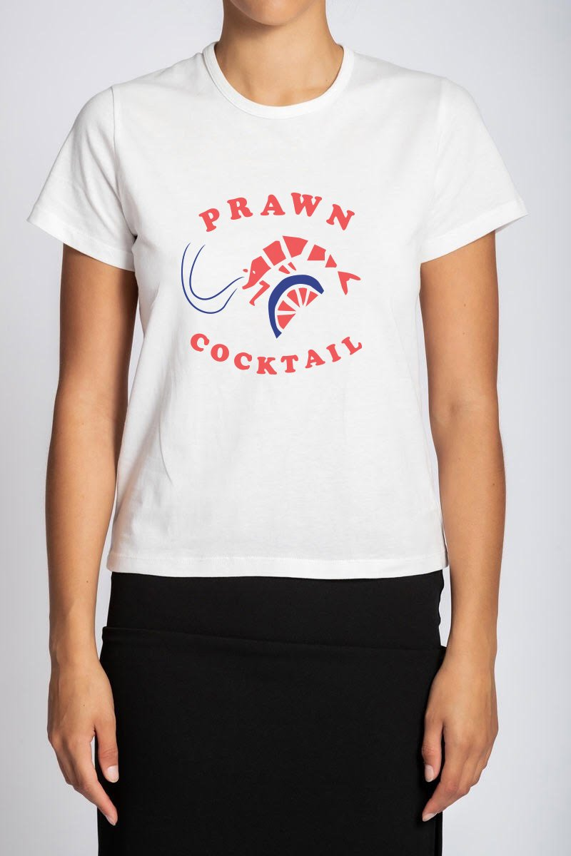 Prawn Cocktail Tee *Limited Edition*