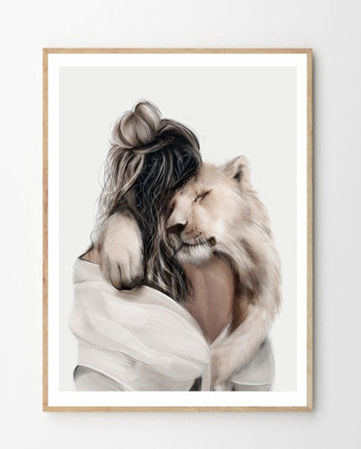 Lea Limited Edition Print