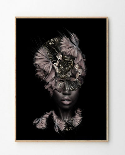 Oya Limited Edition Print