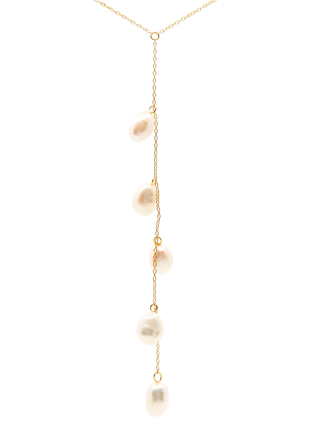 Cape Leveque Necklace - Gold