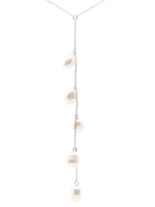 Cape Leveque Necklace - Silver