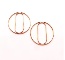 byHelo Interchange A Earrings