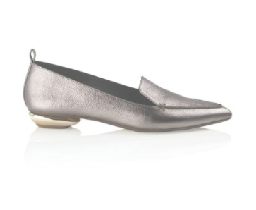 Dakota Loafers - Pewter