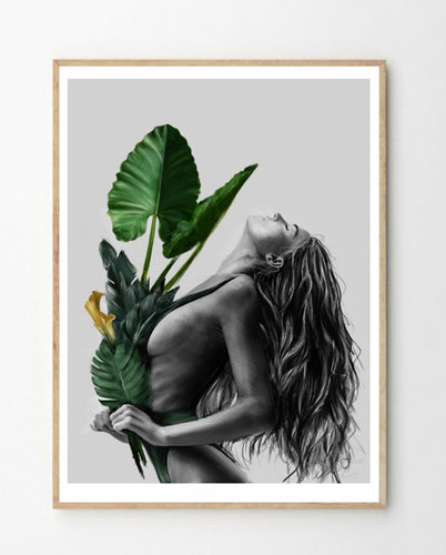 Sjana Limited Edition Print