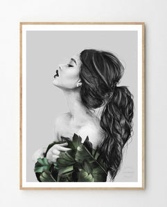 Sofia Limited Edition Print