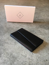 Load image into Gallery viewer, The Prism Wallet, medium sized leather compact wallet