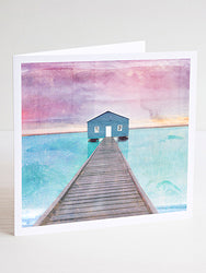 Boat Shed Card
